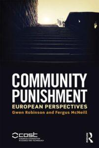 Community Punishment book