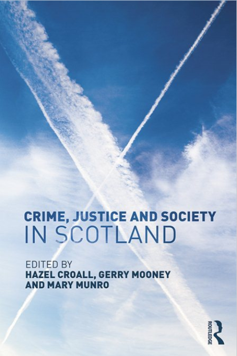 Crime Justice and Society in Scotland original
