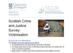 SCJS_Victimisation
